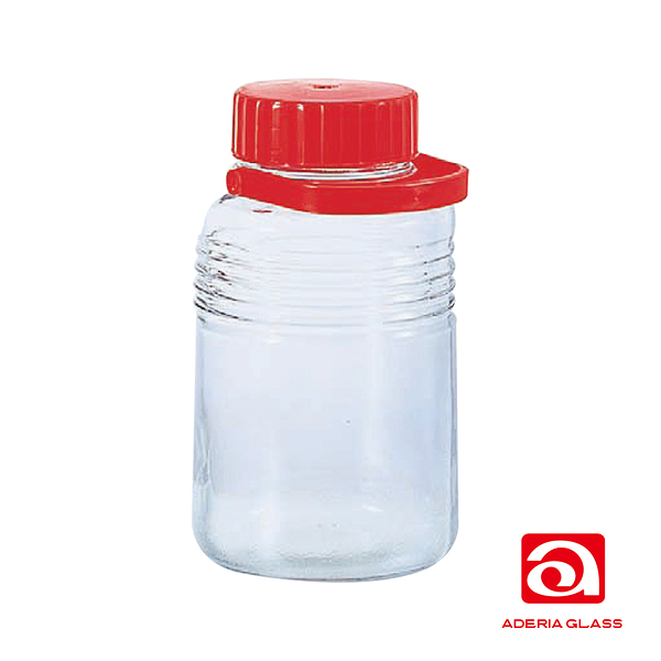 日本Aderia 梅酒玻璃罐 / 醃漬罐 (5L)
