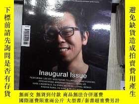 二手書博民逛書店Art罕見Review :Asia , VOLUME1 NUMB