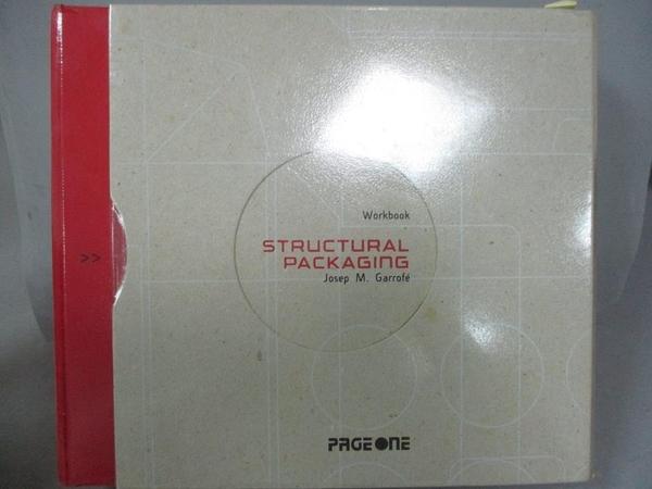 【書寶二手書T3/設計_WDF】Structural Packaging_Garrofe, Josep M.