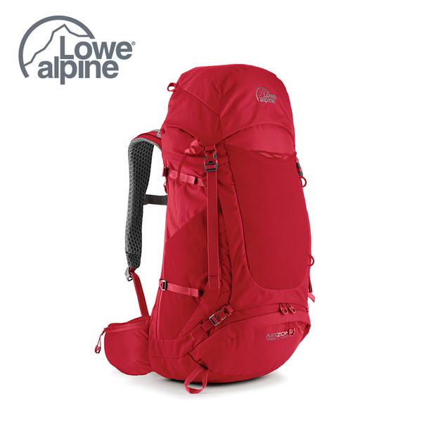 Lowe Alpine AirZone Trek+ 45:55 氣流網架背包 氧化鉛紅 #FTE33