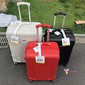 行李箱 超輕拉桿箱萬向輪可擴展行李箱女旅行箱T 3色