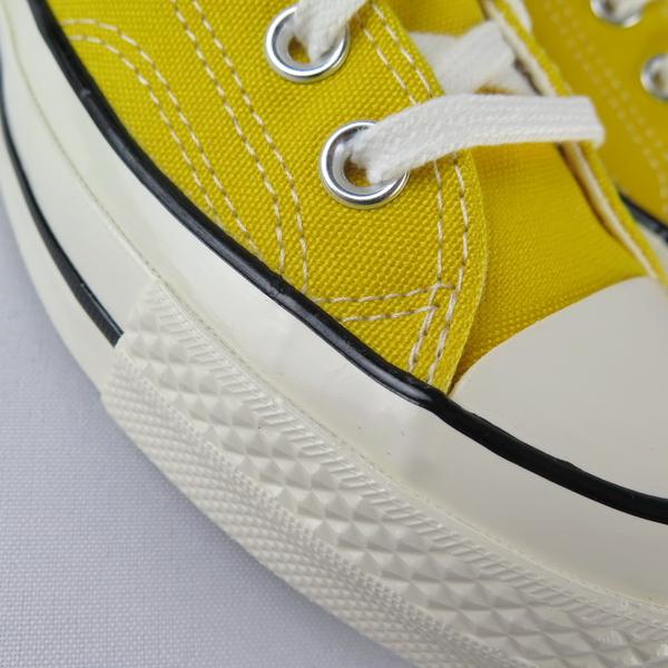 Converse ALL STAR 1970 低筒帆布鞋 女款 166825C 亮黃【iSport愛運動】