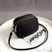 抖音手機包女2020新款潮韓版百搭斜背包零錢包簡約帆布迷你小包包 聖誕鉅惠