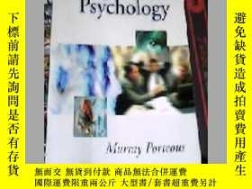 二手書博民逛書店Occupational罕見Psychology Murray
