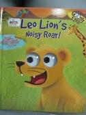 【書寶二手書T9/少年童書_XEJ】Leo Lion's Noisy Roar!_Dynamo