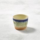 有種創意- 日本手繪陶 - 手握杯 - 藍繪彩