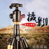 相機腳架 Q666單反照相機三腳架佳能獨腳架相機架子三角架支架手機igo 唯伊時尚