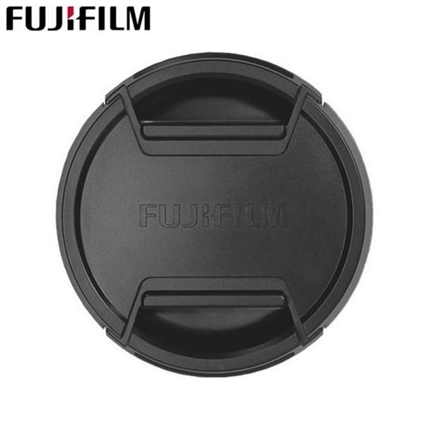 【南紡購物中心】富士原廠Fujifilm鏡頭蓋62mm鏡頭蓋鏡頭前蓋FLCP-62 II鏡頭保護蓋(正品平輸)