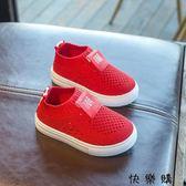 嬰兒鞋學步鞋女軟底布鞋夏季