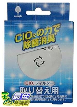 [106東京直購] 小久保工業所 浴廁用除菌消臭機用濾心 適用 K-2401 AIR DOCTOR FAN