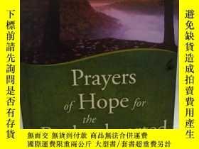 二手書博民逛書店Prayers罕見of Hope for the Brokenh