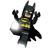 【 樂高積木 LEGO 】LED 人形手電筒 - 超級英雄 - 蝙蝠俠╭★ JOYBUS玩具百貨