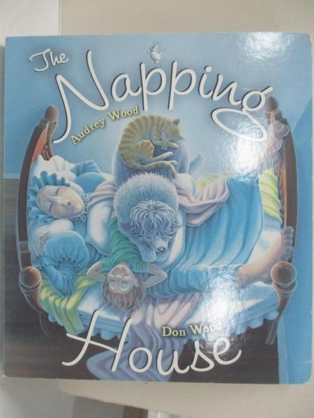 【書寶二手書T2/少年童書_D5G】The Napping House_Wood, Audrey/ Wood, Don (ILT)