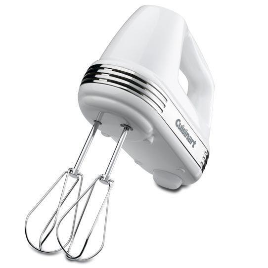 【贈清潔刷】Cuisinart專業型手提式攪拌機-HM-70TW