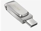 全新 SanDisk SDDDC4 256GB Ultra Luxe USB 3.1 Type-C OTG 雙用隨身碟