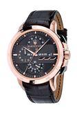 【Maserati 瑪莎拉蒂】/多層次錶盤(男錶 女錶)/R8871619001/台灣總代理原廠公司貨兩年保固
