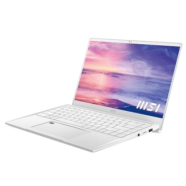微星 msi Prestige 14Evo A11M-273TW 純淨白 商務筆電【14 FHD/i7-1185G7/16G/Iris Xe/1TB SSD/Buy3c奇展】