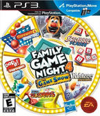 PS3 Hasbro Family Game Night 4: The Game Show Hasbro 家庭遊戲之夜4:遊戲展(美版代購)