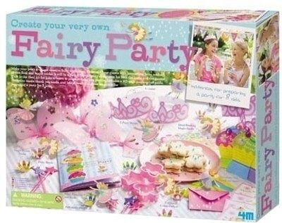 【4M】04401 美勞創作-花精靈歡樂派對 Create Your Own Fairy Party