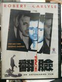 影音專賣店-Y60-022-正版DVD-電影【翻臉】-勞勃克萊爾