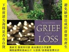 二手書博民逛書店Grief罕見And Loss: Theories And Skills For The Helping Prof