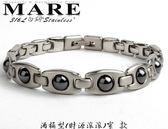 【MARE-316L白鋼】系列:酒桶型 財源滾滾 (窄)  款