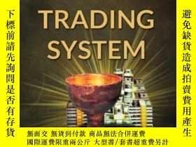 二手書博民逛書店The罕見Holy Grail Trading System-聖杯交易系統Y436638 James Wind