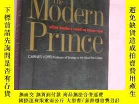二手書博民逛書店The罕見Modern Prince:What leaders