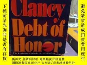 二手書博民逛書店Debt罕見of Honor[美日開戰] [平裝]Y15389