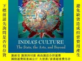 二手書博民逛書店India s罕見Culture The State, The
