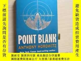 二手書博民逛書店Alex罕見Rider : Point Blank Alex R