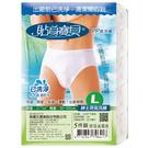 《貼身寶貝》男性免洗褲 紳士型三角免洗內褲(5件/包)