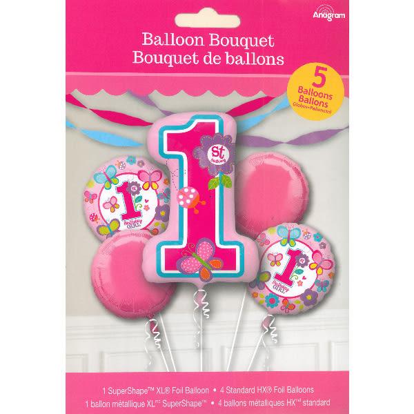 氣球懶人包5入(不含氣)-甜心花園