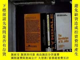 二手書博民逛書店the罕見revelation of st johnY18089