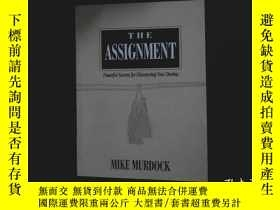 二手書博民逛書店(外文書)THE罕見ASSIGNMENT POWERFUL SE