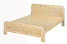 【森可家居】5尺白松木涼板床 7JX74...