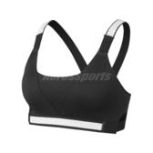 Nike 運動內衣 Infinity Bra 黑 白 女款 中強度支撐 【ACS】 BV3704-010