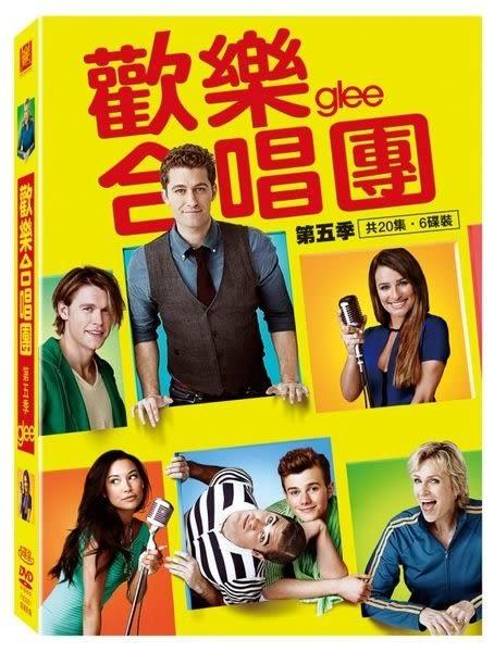 歡樂合唱團 第五季  DVD 歐美影集 (購潮8)