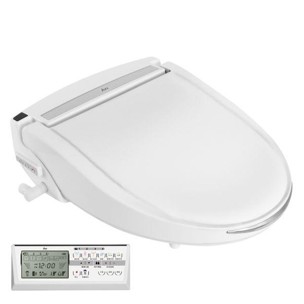 [家事達] 台灣精品ALEX-EF9510R 電光牌 【豪華遙控型】潔洗電腦馬桶座  特價