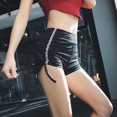 奔跑吧卡卡運動短褲女寬鬆跑步熱褲收臀瑜伽春夏彈力蜜桃臀健身褲  巴黎街頭