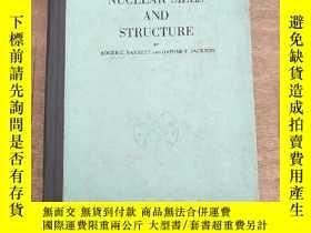 二手書博民逛書店nuclear罕見sizes and structure(H14