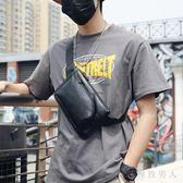 新款潮男時尚胸包斜跨包休閒包小斜挎手機包韓版單肩男包TA9298【極致男人】