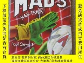 二手書博民逛書店Football罕見Mad 3: Hat-trick!Y2147