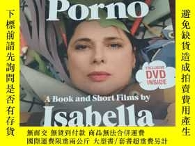 二手書博民逛書店GREEN罕見PORNO A BOOK AND SHORT FILMS BY ISABEIIA ROSSELLIN
