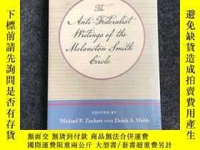 二手書博民逛書店The罕見Anti-Federalist Writings of