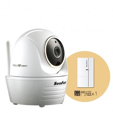 SecuFirst旋轉FHD無線網路攝影機WP-G02S