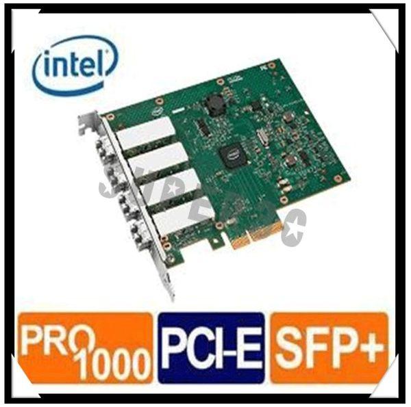 新竹※超人3C 客訂商品 A5407 Intel E1G44HF 光纖4埠盒裝伺服器網路卡