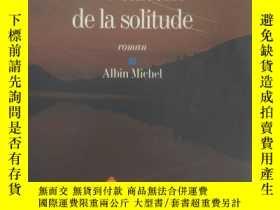 二手書博民逛書店孤獨的季節罕見les saisons dela solitude