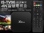【IS 愛思】TV96 4K 智慧電視盒