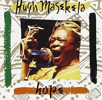 【停看聽音響唱片】【黑膠LP】HUGH MASEKELA:HOPE(2LP)